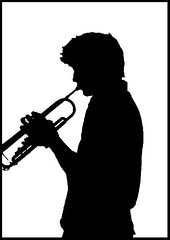 Trumpet, by Sara Bjork
